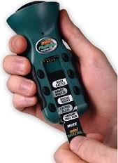 Popular electronic moose call sold at local store -photo courtesy of www.phantomcalls.com